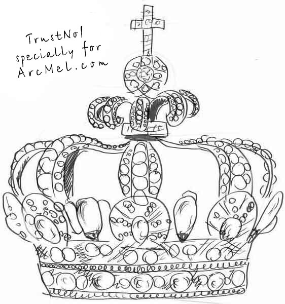how to draw a crown how to draw a crown how crown a to draw