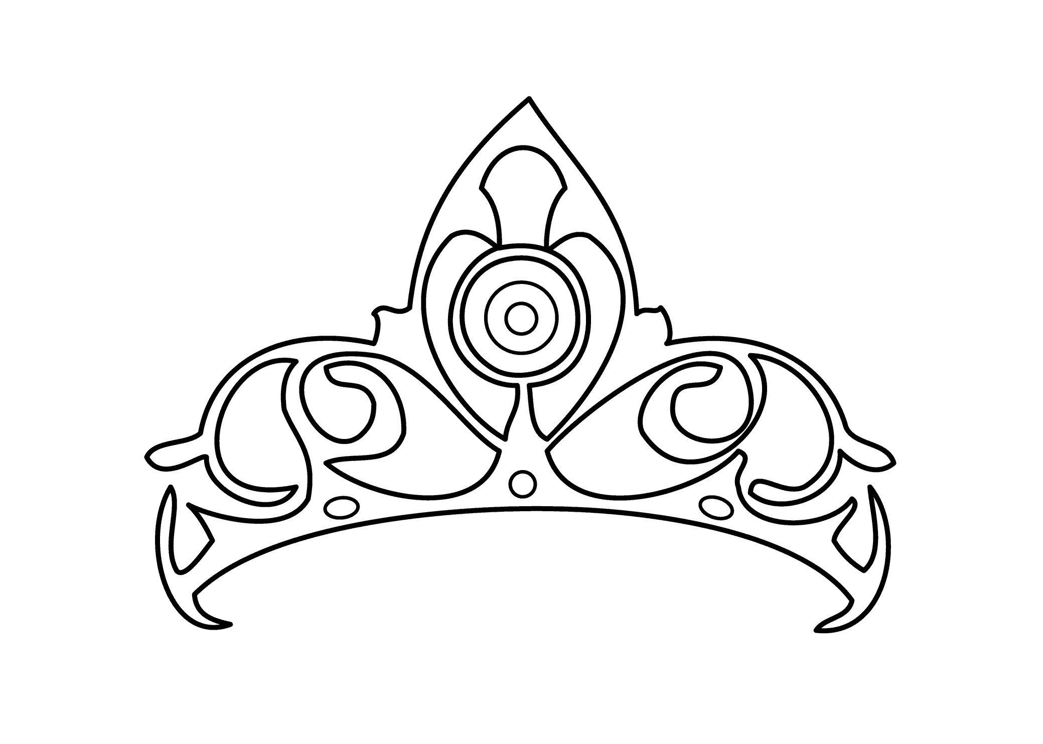 how to draw a crown medieval crown drawing at getdrawings free download draw a how crown to