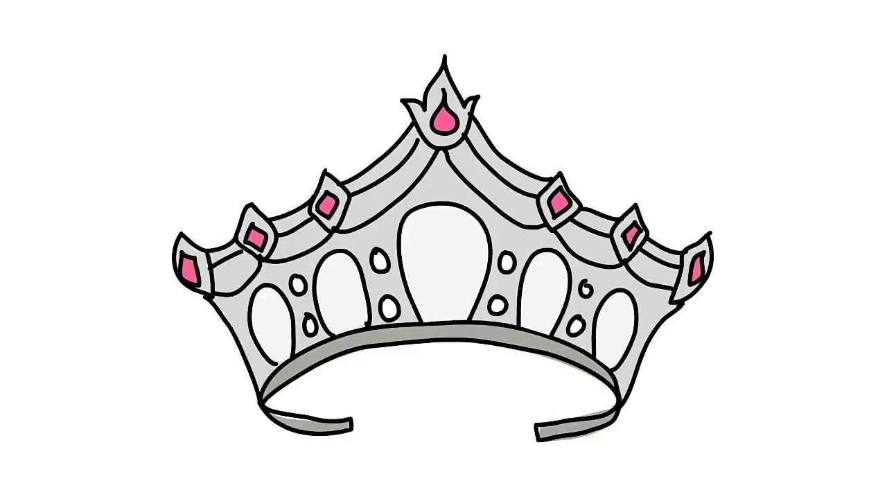 how to draw a crown royal crown drawing at getdrawings free download draw a crown how to