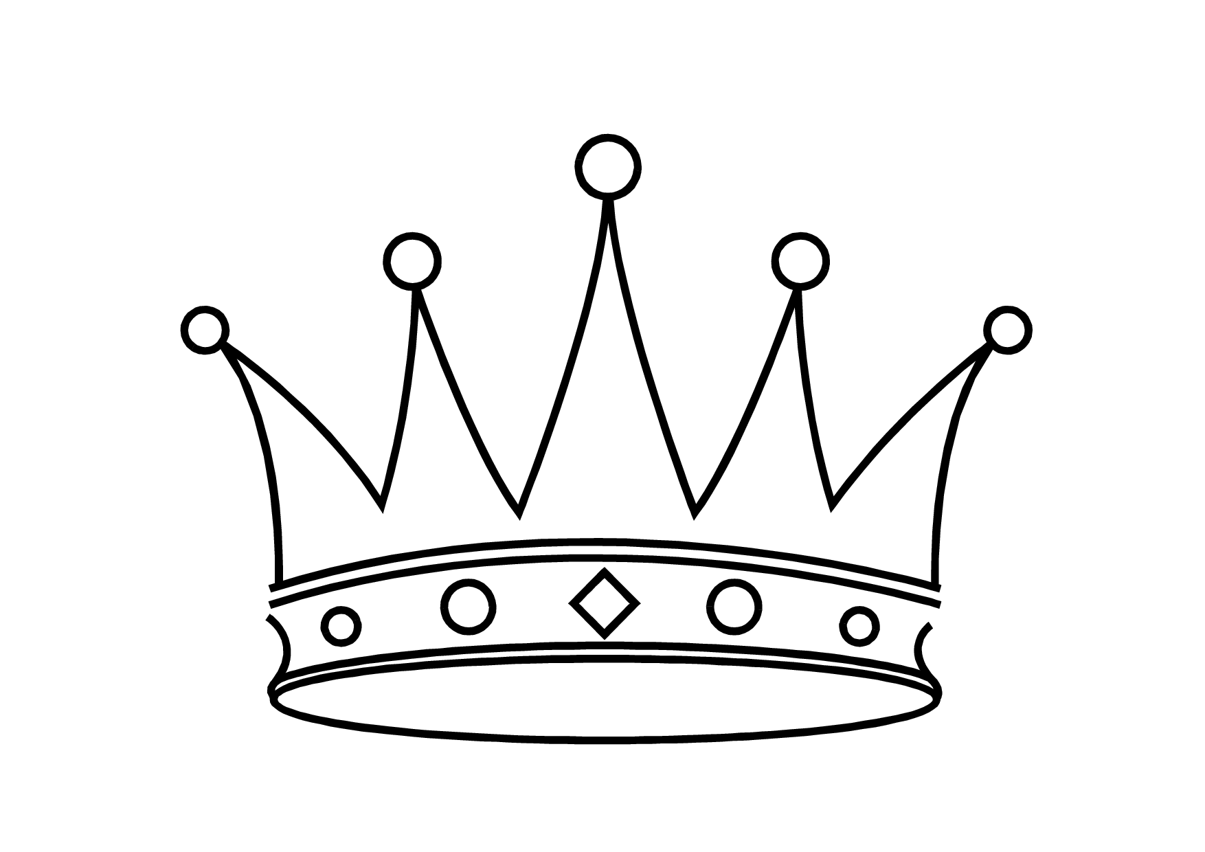 how to draw a crown simple king crown drawing at paintingvalleycom explore draw crown a to how
