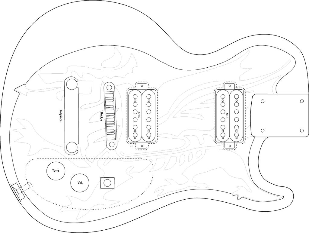 how to draw a electric guitar step by step how to build a guitar in 62 easy steps how a to by step electric guitar step draw