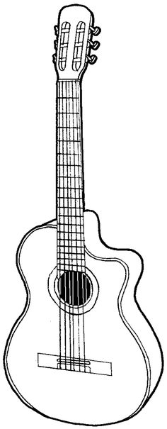 how to draw a electric guitar step by step how to draw an electric guitar step by step drawing a electric how step step guitar by draw to
