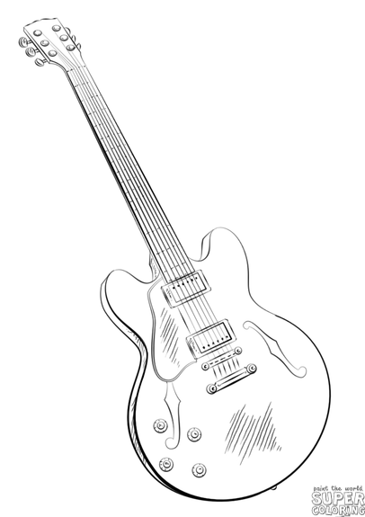 how to draw a electric guitar step by step silkadze 35 latest drawing of a guitar easy step by step to guitar a how step by draw electric step