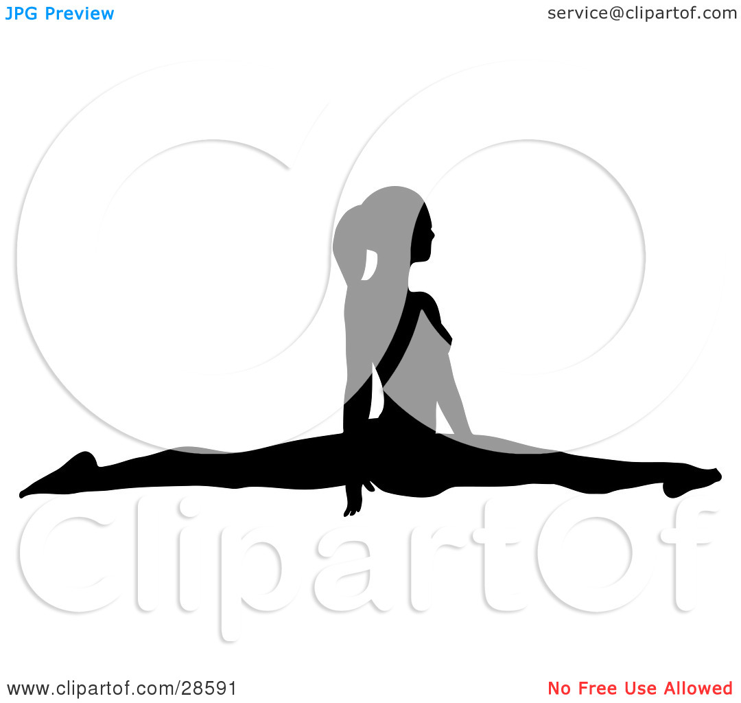 how to draw a girl doing the splits clipart panda free clipart images to draw the a doing girl splits how