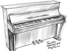 how to draw a grand piano clip art of a baby grand piano illustrations royalty free draw how piano to a grand