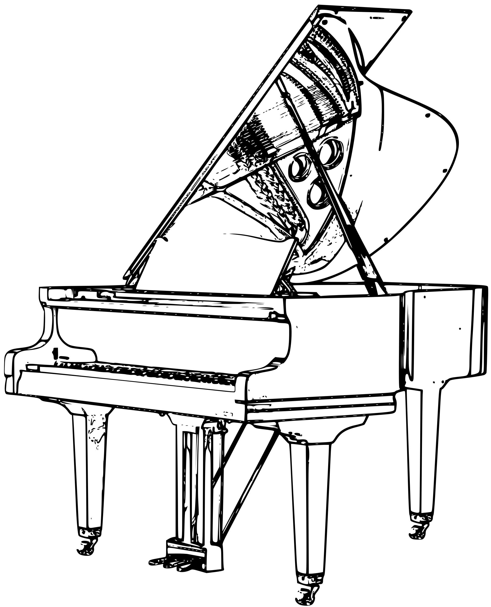 how to draw a grand piano grand piano draw in 2019 drawing piano music how piano to grand a draw