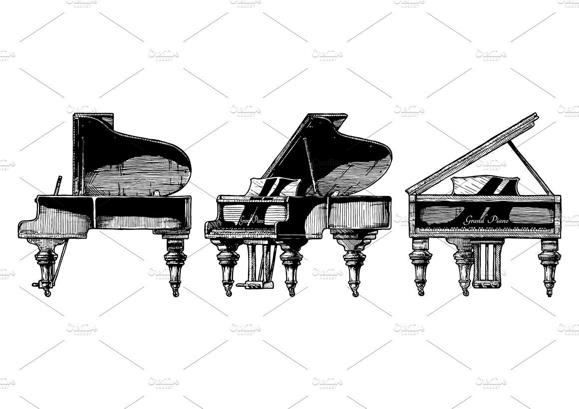 how to draw a grand piano steinway grand piano 1922 drawing by ira shander a to how piano grand draw