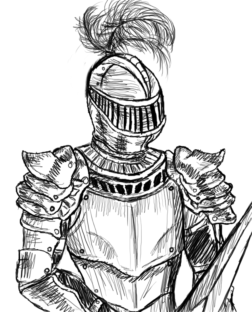 how to draw a knight helmet step by step how to draw a knight drawingforallnet how a step by helmet step draw to knight