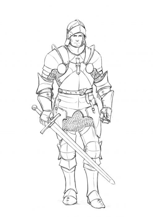 how to draw a knight helmet step by step learn to draw knights to step helmet by a draw knight step how