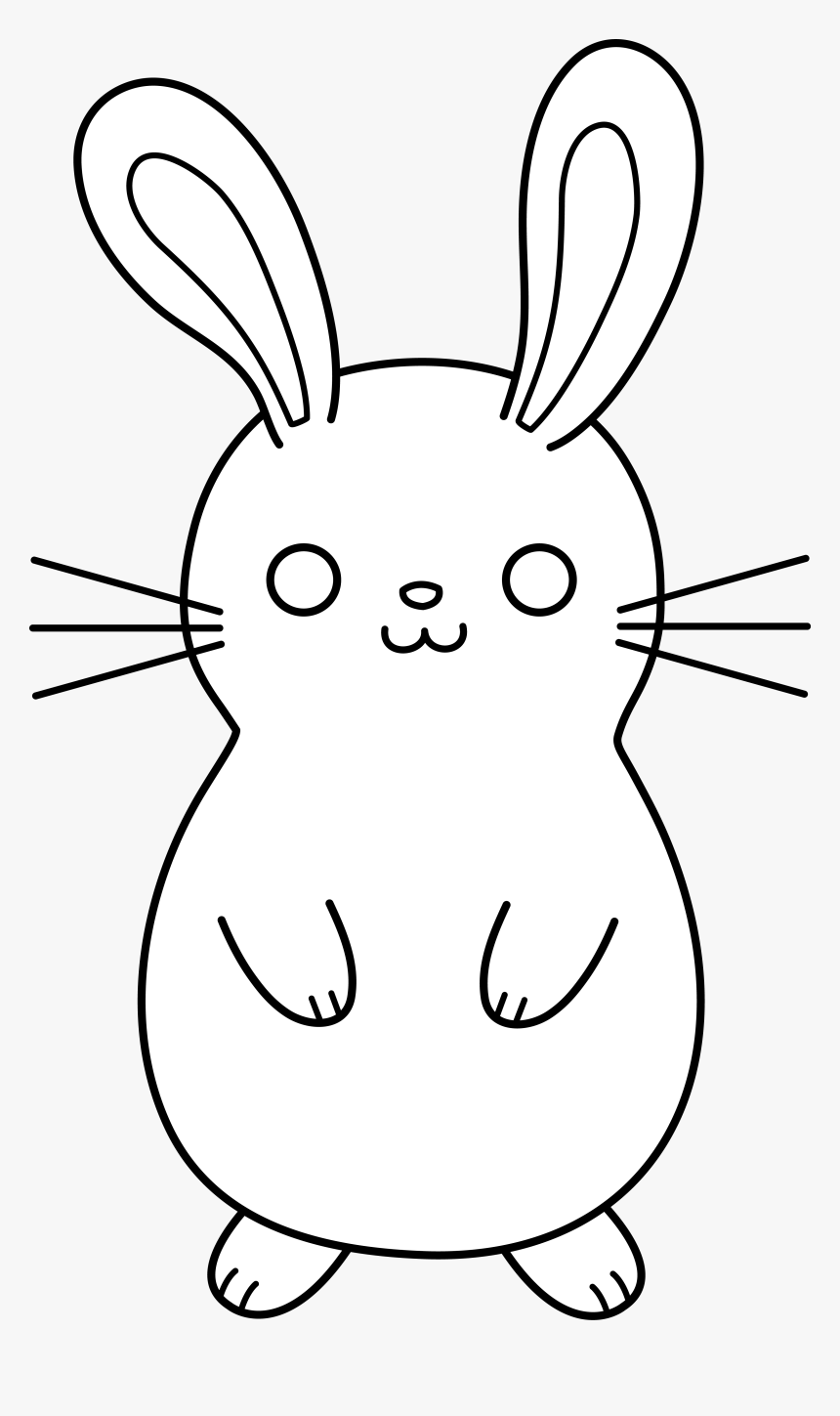 how to draw a rabbit face drawn bunny chubby bunny easy thing to draw for easter rabbit face how a draw to