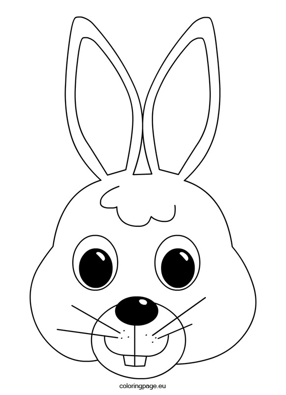 how to draw a rabbit face rabbit face drawing at getdrawings free download how face draw a to rabbit