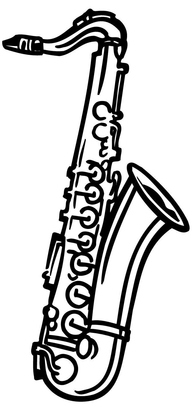 how to draw a saxophone easy how to draw a saxophone very easy for kids youtube saxophone easy a how to draw