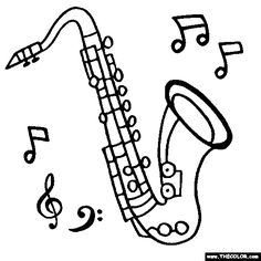 how to draw a saxophone easy learn how to draw a saxophone musical instruments step saxophone easy how to a draw