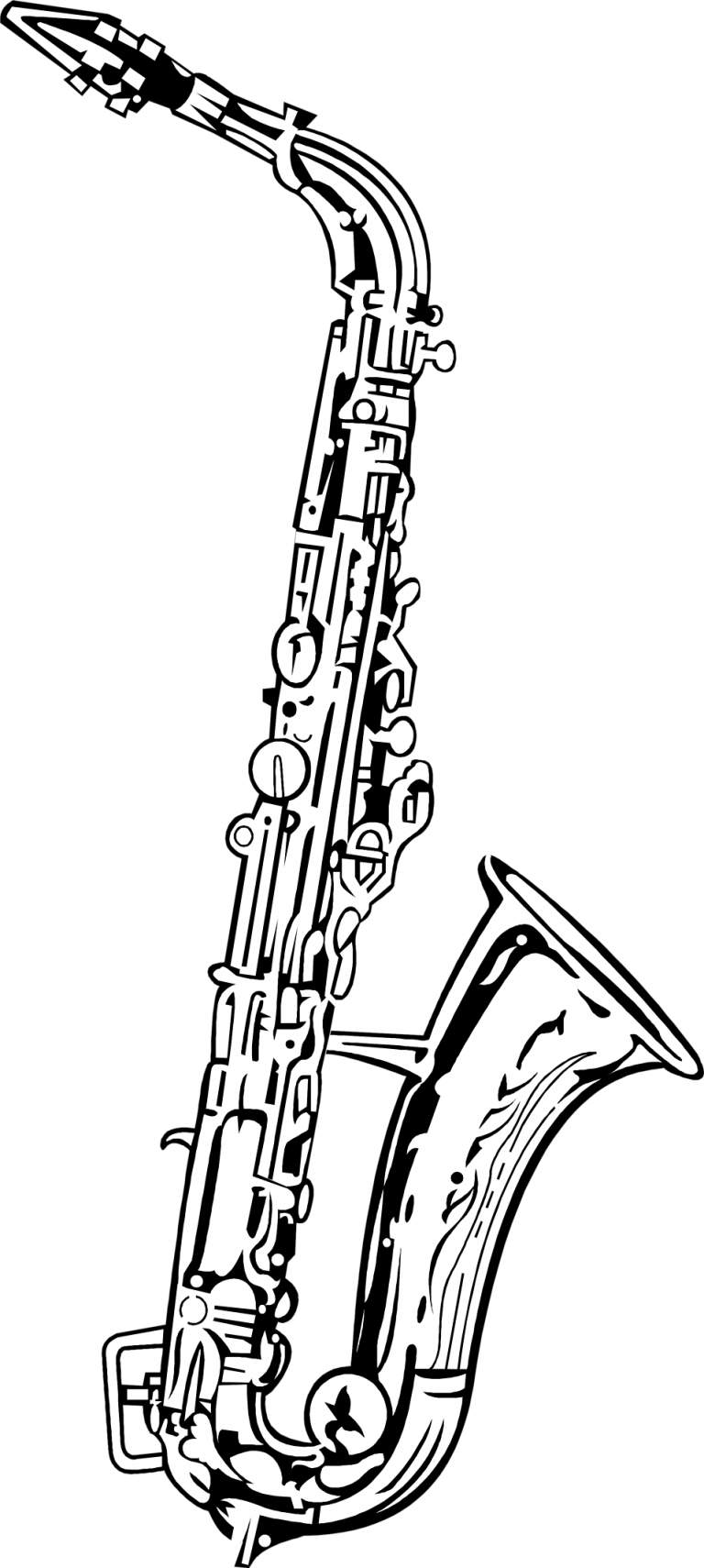 how to draw a saxophone easy pin by frame a patent on musical instruments patent draw easy how to a saxophone