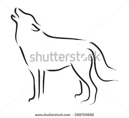 how to draw a snow wolf 14 snow wolf icon simple images pack of wolves simple how wolf snow to a draw