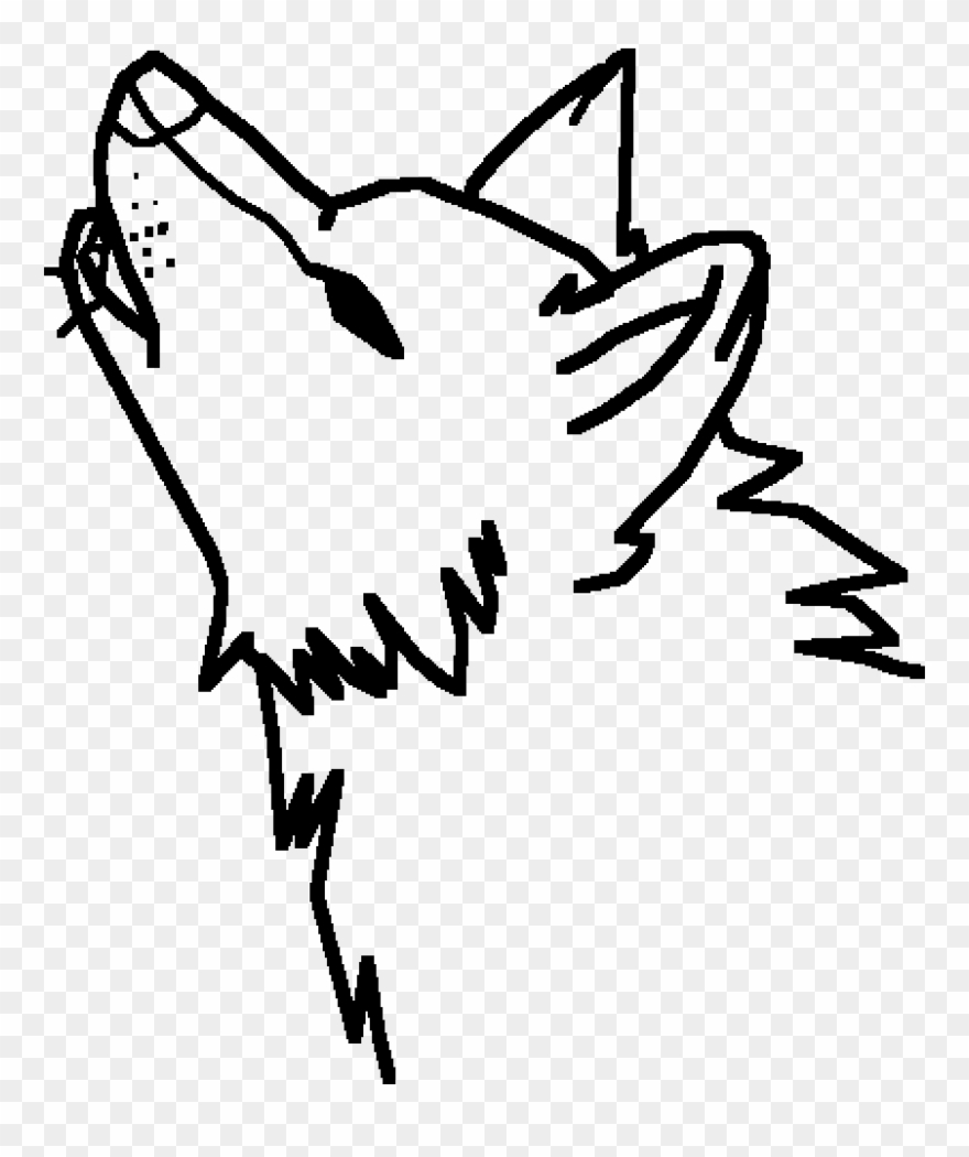 how to draw a snow wolf library of wolf png royalty free easy png files clipart a how draw wolf snow to
