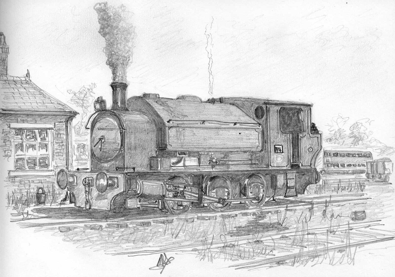 how to draw a steam engine train br86 steam locomotive with images steam locomotive how a steam to train draw engine