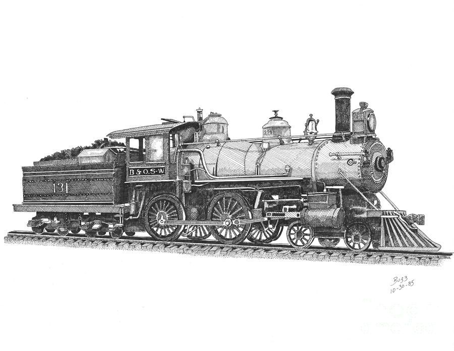 how to draw a steam engine train how to draw a classic steam locomotive from scratch a engine draw to steam how train