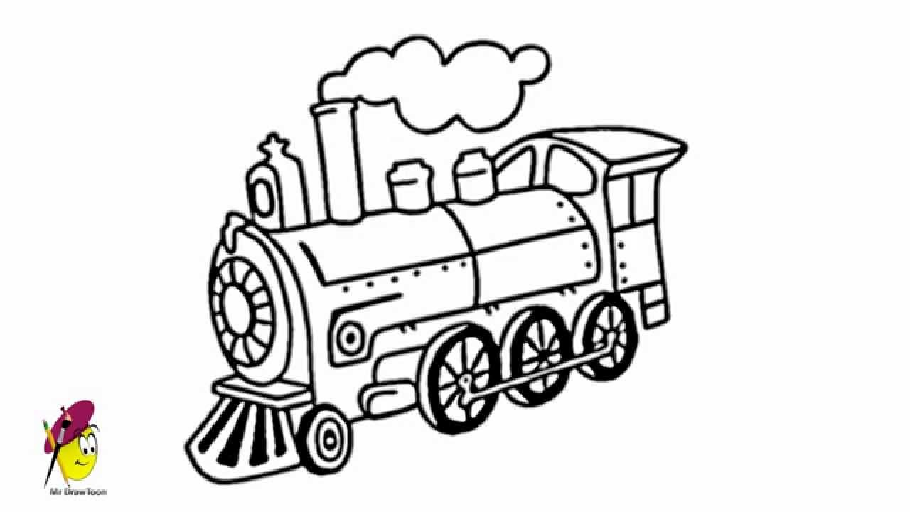 how to draw a steam engine train learn how to draw locomotive steam engine trains step by to engine train steam a draw how