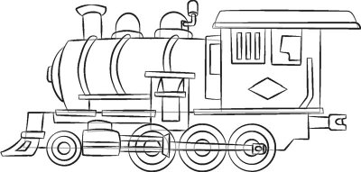 how to draw a steam engine train old steam trains pencil drawings yahoo image search steam train how draw to engine a