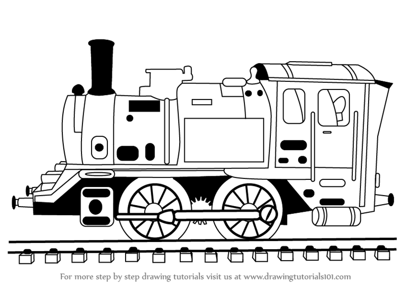 how to draw a steam engine train older steam locomotive calvert koerberjpg 900697 steam engine train draw how to a