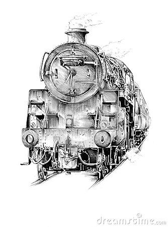 how to draw a steam engine train steam engine train drawing free download on clipartmag how a train to steam engine draw