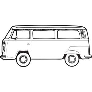 how to draw a volkswagen bus tekeningen van volkswagen busjes cheetahtravel auto bus how to a volkswagen draw