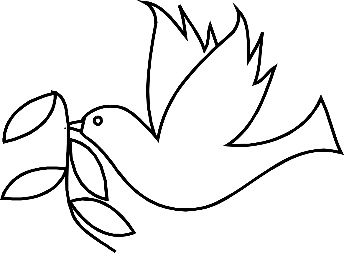 how to draw an easy dove how to draw a dove easy black and white dove line how an easy draw to dove