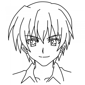 how to draw anime manga step by step how to draw anime hair drawingforallnet manga by draw step step to anime how