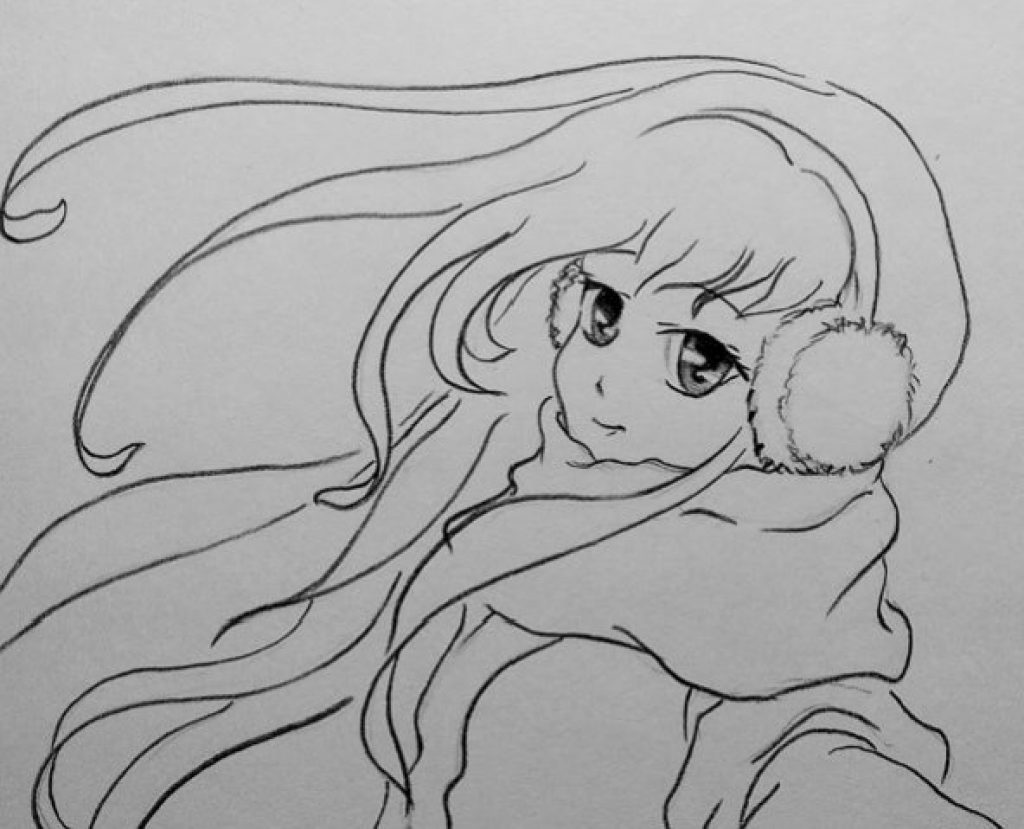 how to draw cute anime cute anime drawings at paintingvalleycom explore anime draw how to cute