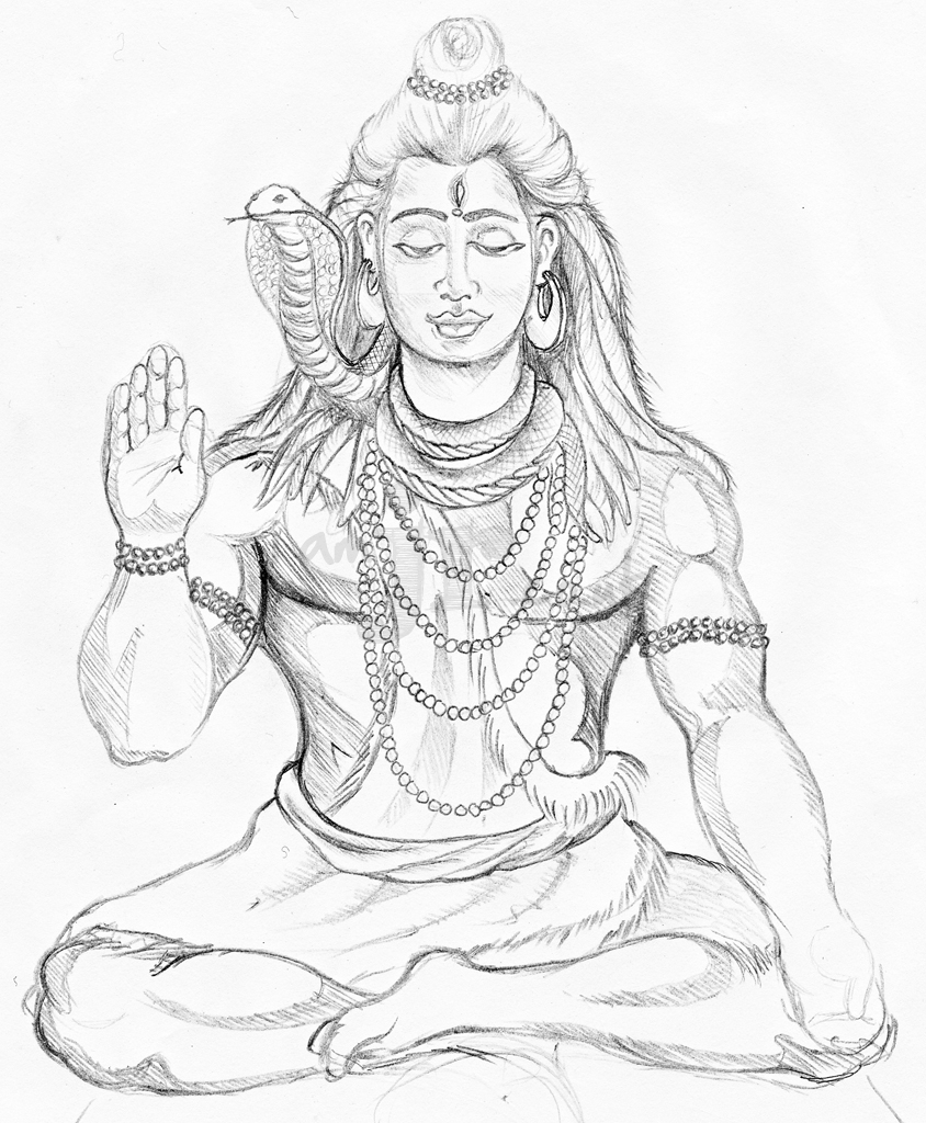 how to draw lord shiva indian god vector pesquisa google in 2019 shiva tattoo lord how draw shiva to