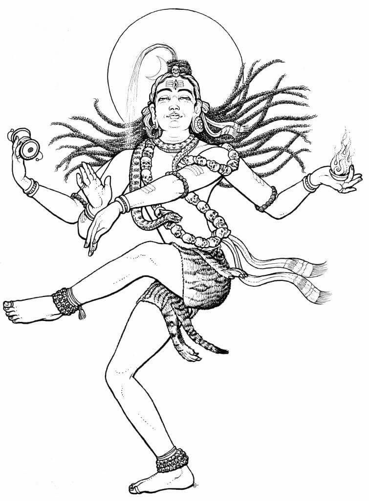 how to draw lord shiva shiva hindu god drawing sketch coloring page how lord shiva draw to