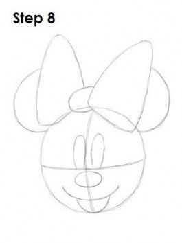 how to draw miney mouse how to draw how to draw mickey mouse easy hellokidscom how draw to mouse miney