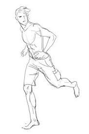 how to draw someone running practice walking and running correr dibujo bocetos de running someone to draw how