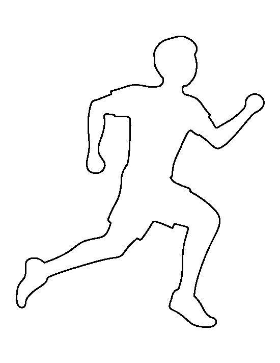 how to draw someone running royalty free light at the end of the tunnel clip art how draw running someone to