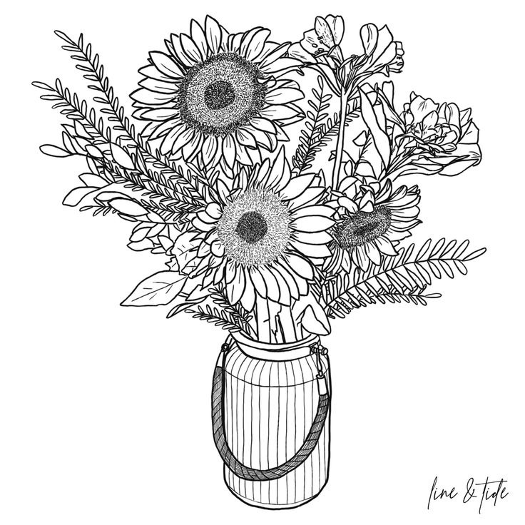 how to draw sunflower best sunflower drawings images in 2020 sunflower drawing sunflower how draw to