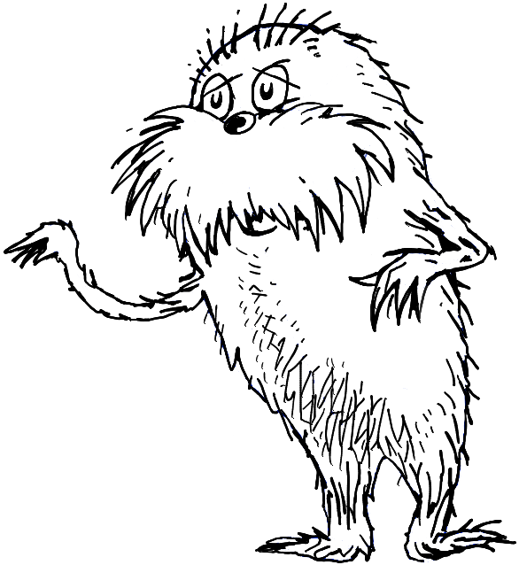 how to draw the lorax how to draw the lorax by dr seuss with step by step to the draw lorax how