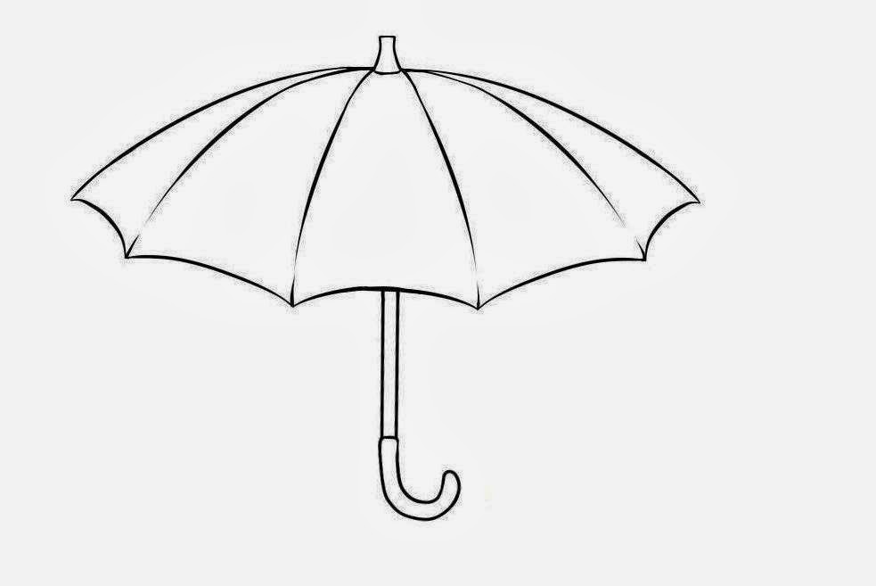how to draw umbrella how to draw an umbrella step by step drawing tutorials umbrella draw to how