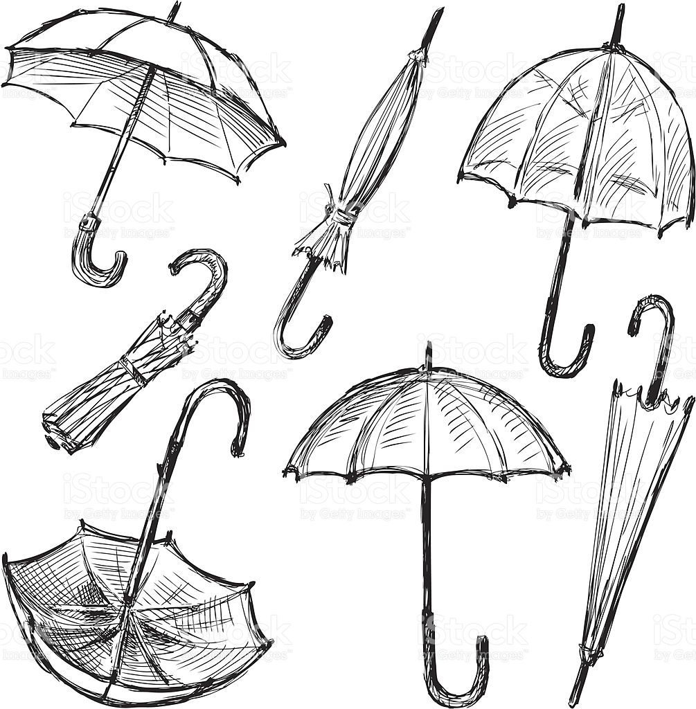 how to draw umbrella how to draw umbrella really easy drawing tutorial invierno how to draw umbrella