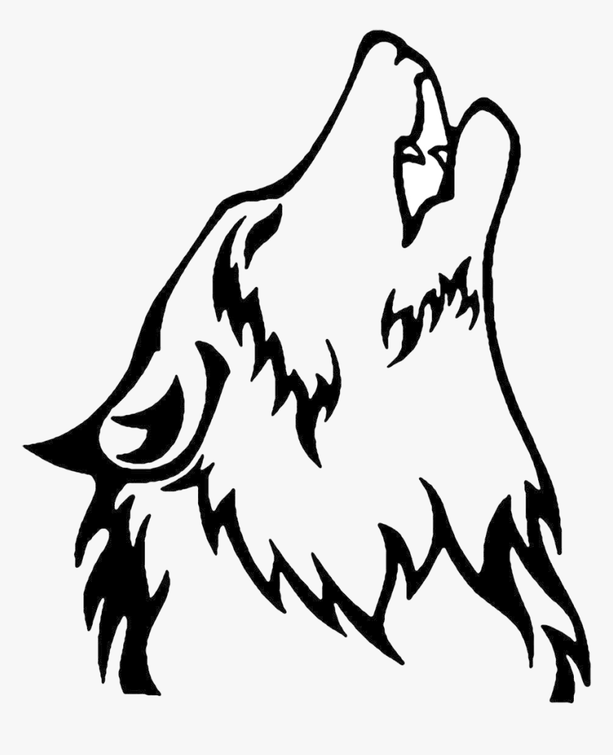 howling wolf drawing wolf free howling clipart clip art on transparent png howling drawing wolf