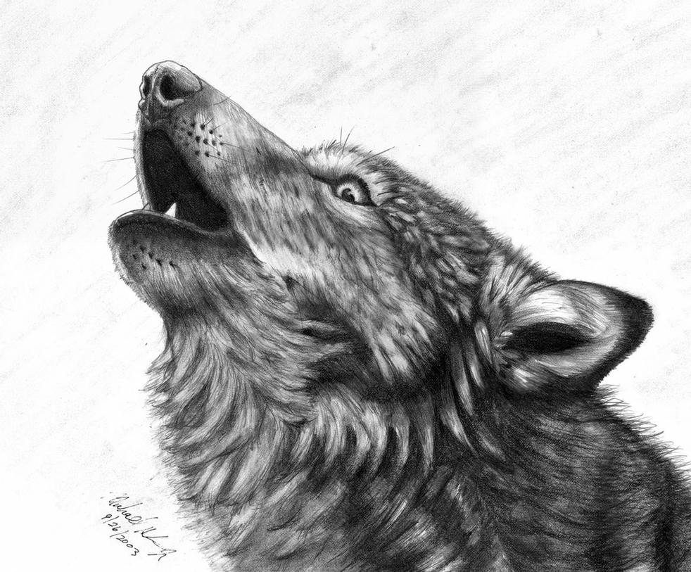 howling wolf drawing wolf howl by mikaelasims on deviantart wolf howling drawing