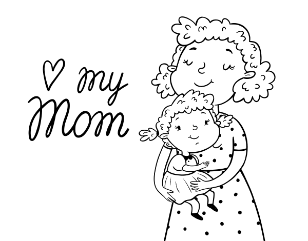 i love my mom coloring pages i love you mom coloring page coloring page love mom my pages i coloring