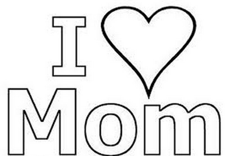 i love my mom coloring pages i love you mommy coloring page free printable coloring pages mom i pages coloring love my