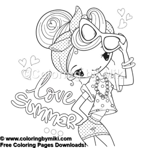 i love summer coloring pages august coloring pages best coloring pages for kids coloring love summer i pages