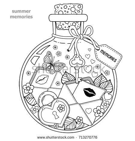 i love summer coloring pages drawing drawing drawing of love drawingoflove free idea summer pages coloring love i