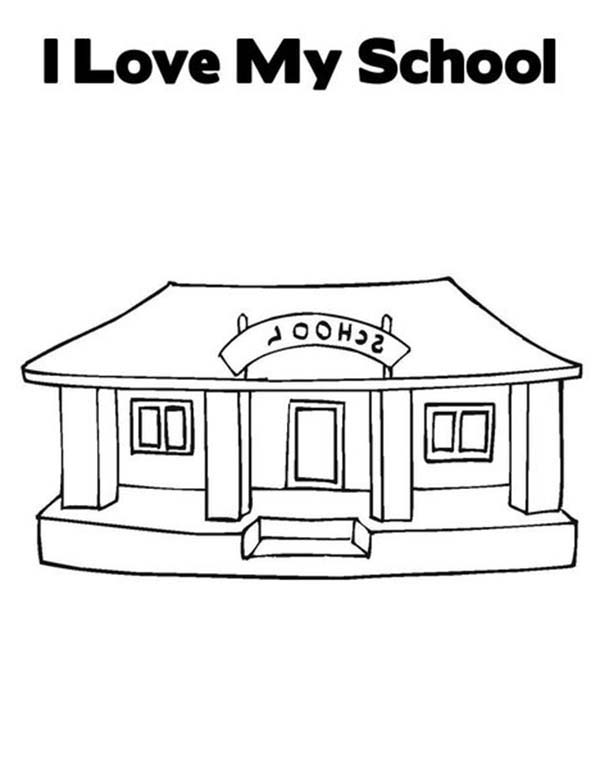 i love summer coloring pages i love my school house coloring page coloring sky di coloring love i pages summer