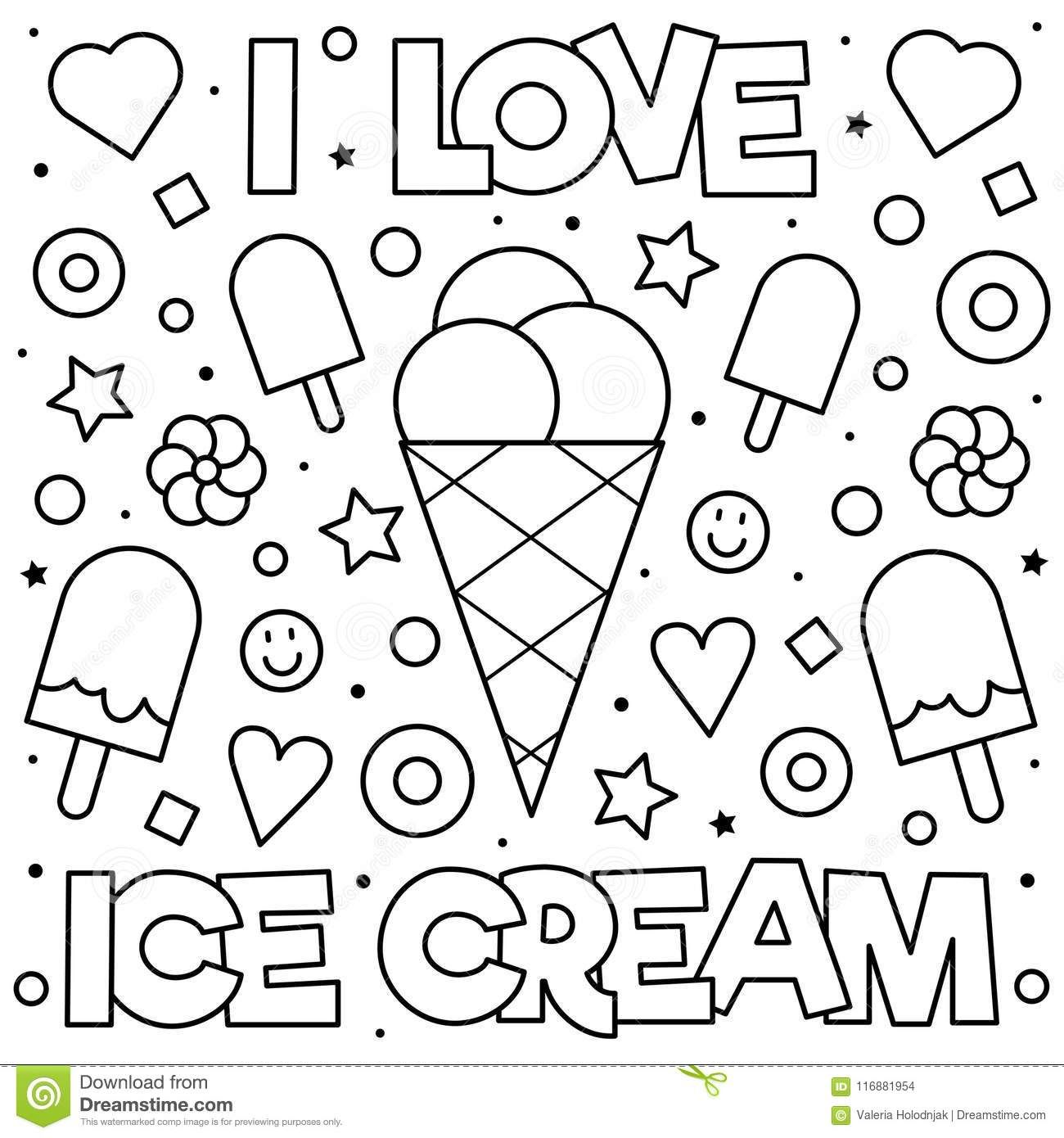 i love summer coloring pages image result for ice cream drawing i love ice cream free pages coloring summer love i