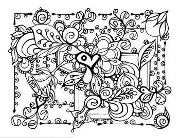 i love summer coloring pages relaxing coloring page heart spring summer love summer coloring pages i love