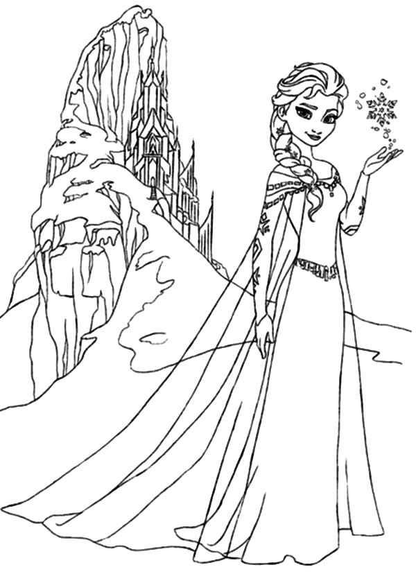 ice queen coloring pages snow queen coloring page coloring pages summer coloring ice coloring queen pages