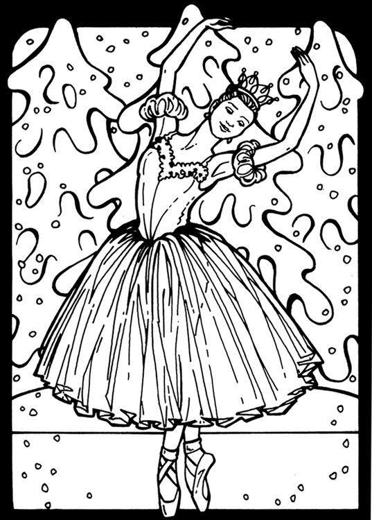 ice queen coloring pages snow queen coloring page nutcracker ballet related queen ice pages coloring